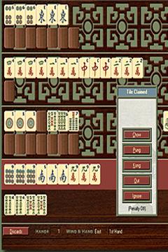Mahjong - Lautapeli